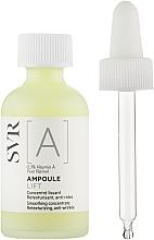 Parfémy, Parfumerie, kosmetika Koncentrát z vitamínem A - SVR [A] Ampoule Lift Smoothing Concentrate