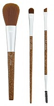 Parfémy, Parfumerie, kosmetika Sada make-up štětců - Aveda Flax Sticks Daily Effects Brush Set