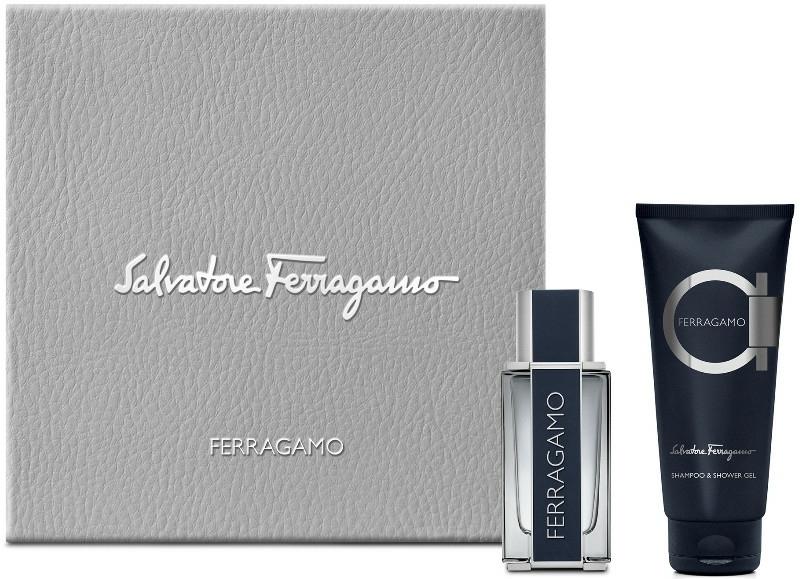 Salvatore Ferragamo Ferragamo 2019 - Sada (edt/50ml + sh/gel/100ml) — foto N1