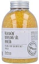 Parfémy, Parfumerie, kosmetika Sůl do koupele Vanilka - Sefiros Original Dead Sea Bath Salt Vanilla