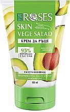 Parfémy, Parfumerie, kosmetika Krém na ruce - Nature of Agiva Roses Vege Salad Regeneration Hand Cream