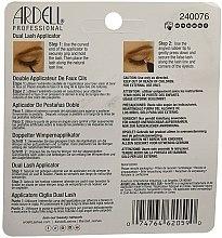 Parfémy, Parfumerie, kosmetika Aplikátor pro umělé řasy - Ardell Dual Lash Applicator