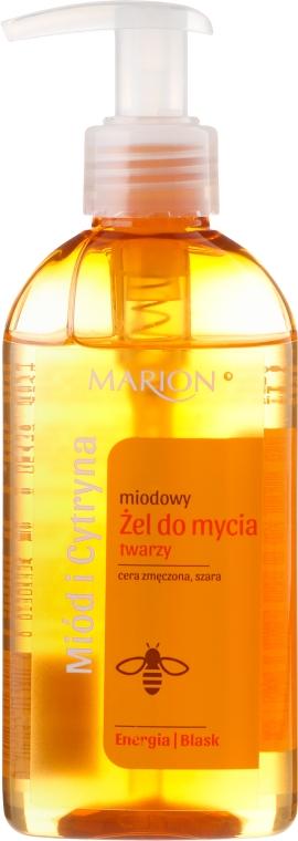 Medový gel na obličej - Marion