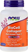 Parfémy, Parfumerie, kosmetika Kapsle Kolagen - Now Foods BioCell Collagen Hydrolyzed Type II