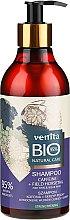 Parfémy, Parfumerie, kosmetika Bio šampon na vlasy Kofein a přeslička, posílení vlasů - Venita Bio Natural Care