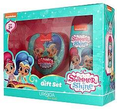 Parfémy, Parfumerie, kosmetika Sada - Uroda For Kids Shimmer & Shine (sh/gel/250ml + sponge)