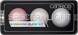 Parfémy, Parfumerie, kosmetika Paleta očních stínů - Catrice SpectraLight Eyeshadow Glow Kit