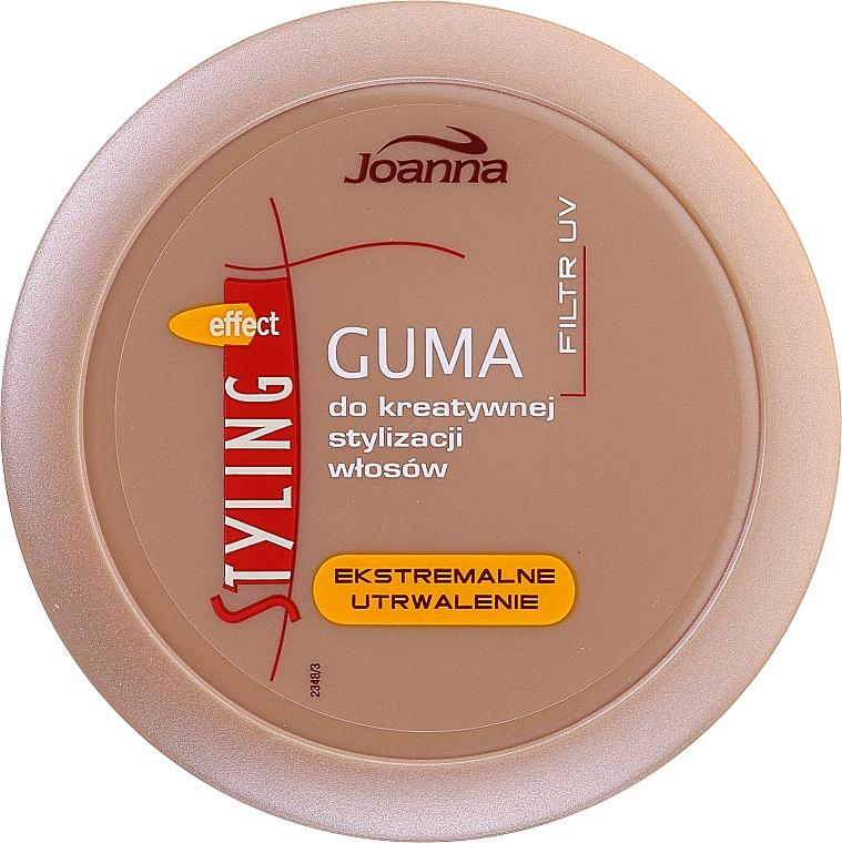 Stylingová guma na vlasy - Joanna Styling Effect Creative Hair Styling Gum Extreme Fixation