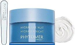 Parfémy, Parfumerie, kosmetika Hydratační noční krém - Phytomer Hydrasea Night Plumping Rich cream