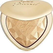 Parfémy, Parfumerie, kosmetika Rozjasňovač na obličej - Too Faced Love Light