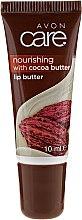 Balzám na rty s kakaovým máslem a vitaminem E - Avon Care Cocoa Butter Lip Balm — foto N3