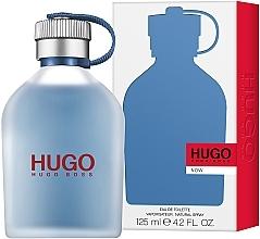 Parfémy, Parfumerie, kosmetika Hugo Boss Hugo Now - Toaletní voda