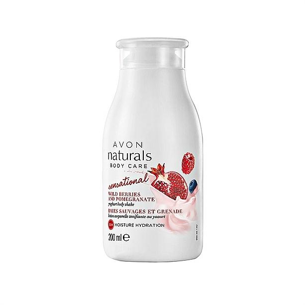 "Tělové mléko ""Jogurt"" - Avon Naturals Body Lotion — foto N1"