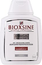Parfémy, Parfumerie, kosmetika Bylinný šampon proti vypadávání vlasů pro mastné vlasy - Biota Bioxsine Shampoo