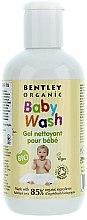 Parfémy, Parfumerie, kosmetika Dětský přípravek na mytí vlasů a těla - Bentley Organic Baby Wash