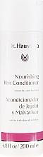 """Parfémy, Parfumerie, kosmetika Opláchováč vlasů """"Jojoba a Altai"""" - Dr. Hauschka Nourishing Hair Conditioner"""