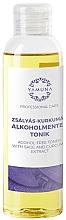 Parfémy, Parfumerie, kosmetika Tělové tonikum - Yamuna Sage-Turmeric Non-Alcoholic Tonic