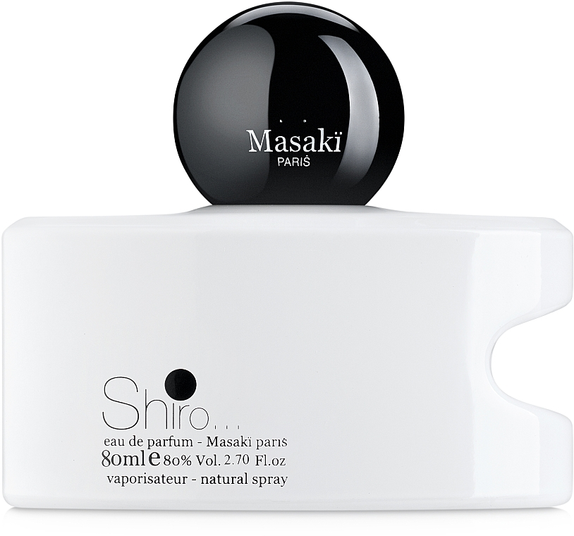 Masaki Matsushima Masaki Shiro - Parfémovaná voda