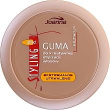 Parfémy, Parfumerie, kosmetika Stylingová guma na vlasy - Joanna Styling Effect Creative Hair Styling Gum Extreme Fixation