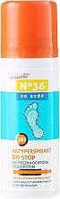 Parfémy, Parfumerie, kosmetika Antiperspirant na nohy - Pharma CF No.36 Deodorant