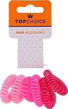 Parfémy, Parfumerie, kosmetika Gumičky do vlasů 6 ks, 22432 - Top Choice