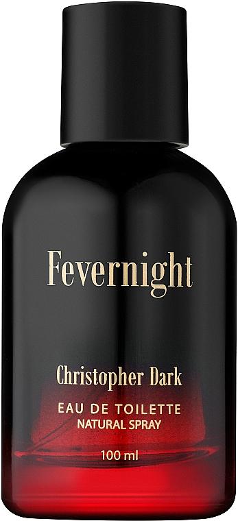 Christopher Dark Fevernight - Toaletní voda