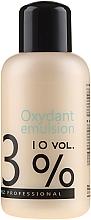Parfémy, Parfumerie, kosmetika Peroxid vodíku v emulzi 3% - Stapiz Professional Oxydant Emulsion 10 Vol