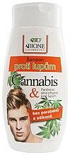 Parfémy, Parfumerie, kosmetika Šampon proti lupům - Bione Cosmetics Cannabis Anti-dandruff Shampoo For Men