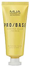 Parfémy, Parfumerie, kosmetika Matující primer s vůní banánů - Mua Pro/ Base Banana Blur Primer