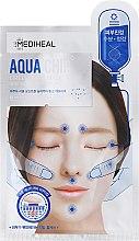 Parfémy, Parfumerie, kosmetika Uklidňující maska na obličej - Mediheal Aqua Chip Circle Point Mask
