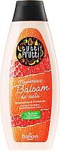 "Parfémy, Parfumerie, kosmetika Tělový balzám ""Pomeranč a jahoda"" - Farmona Tutti Frutti Body Lotion"