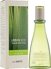 Parfémy, Parfumerie, kosmetika Tonikum osvěžující s extraktem z novozélandského lnu - The Saem Urban Eco Harakeke Fresh Toner
