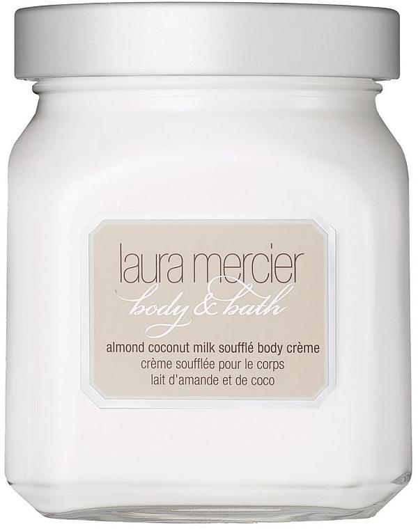 Tělový krém Mandle a kokosové mléko - Laura Mercier Almond Coconut Milk Souffle Body Cream