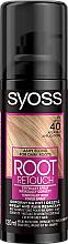 Parfémy, Parfumerie, kosmetika Tónovací sprej na odrosty - Syoss Root Retoucher Spray