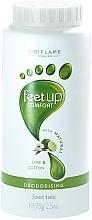 Parfémy, Parfumerie, kosmetika Deodorační talk na nohy - Oriflame Feet Up Comfort