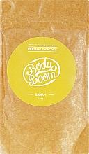 Parfémy, Parfumerie, kosmetika Kávový scrub, banan - BodyBoom Coffee Scrub Banana