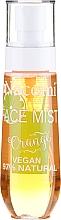 """Parfémy, Parfumerie, kosmetika Sprej na obličej """"Citrus"""" - Nacomi Face Mist Orange"""
