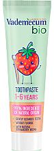 Parfémy, Parfumerie, kosmetika Bio zubní pasta pro děti - Vademecum Bio Toothpaste
