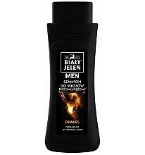 Parfémy, Parfumerie, kosmetika Hypoalergenní šampon, chmelový extrakt - Bialy Jelen Hypoallergenic Shampoo For Men