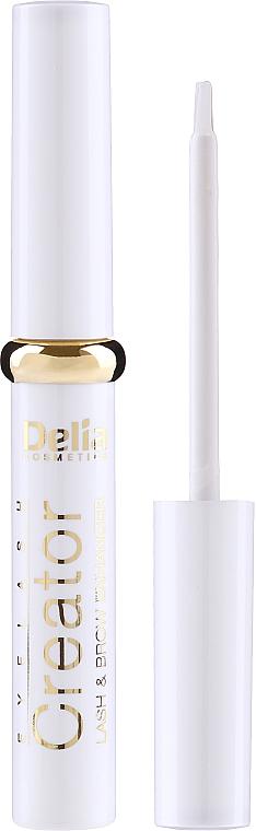 Kondicionér pro růst obočí a řas - Delia Lash & Brow Enhancer Eyelash Creator