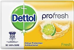 "Parfémy, Parfumerie, kosmetika Antibakteriální mýdlo ""Svěžest"" - Dettol Fresh Antibacterial Soap"