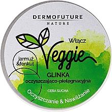 Parfémy, Parfumerie, kosmetika Čisticí pleťová pasta - DermoFuture Veggie Kale & fennel Pasta