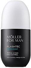 Parfémy, Parfumerie, kosmetika Deodorant - Anne Moller Flashtec Triple Action Deo Control