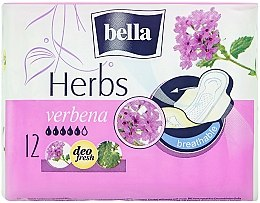 Parfémy, Parfumerie, kosmetika Vložky Panty Herbs Verbena, 12ks. - Bella