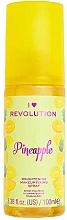 Parfémy, Parfumerie, kosmetika Fixační sprej na make-up - I Heart Revolution Fixing Spray Pineapple