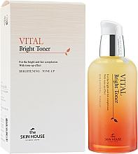 Parfémy, Parfumerie, kosmetika Toner pro rovnoměrný tón pleti - The Skin House Vital Bright Toner