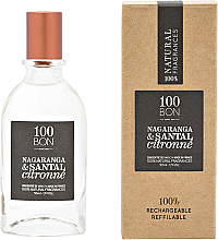 Parfémy, Parfumerie, kosmetika 100BON Nagaranga & Santal Citronne Concentre - Parfémovaná voda
