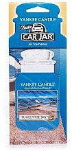 Parfémy, Parfumerie, kosmetika Vůně do auta - Yankee Candle Car Jar Ultimate Clean Cotton
