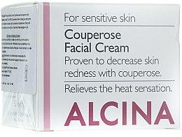 Parfémy, Parfumerie, kosmetika Krém proti kuperóze na obličej - Alcina S Couperose Facial Cream