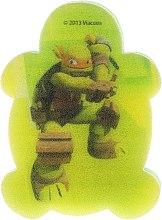Parfémy, Parfumerie, kosmetika Dětská koupelová houba Želvy ninja Michelangelo 1 - Suavipiel Turtles Bath Sponge